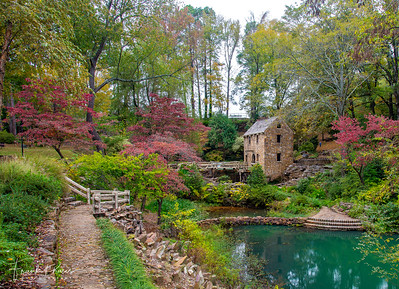 November 17, 2018 -- The Old Mill