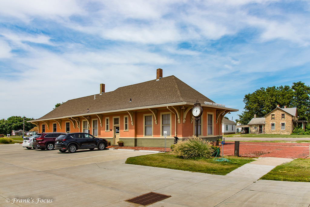 March 24, 2018 -- National Orphan Train Complex & Museum