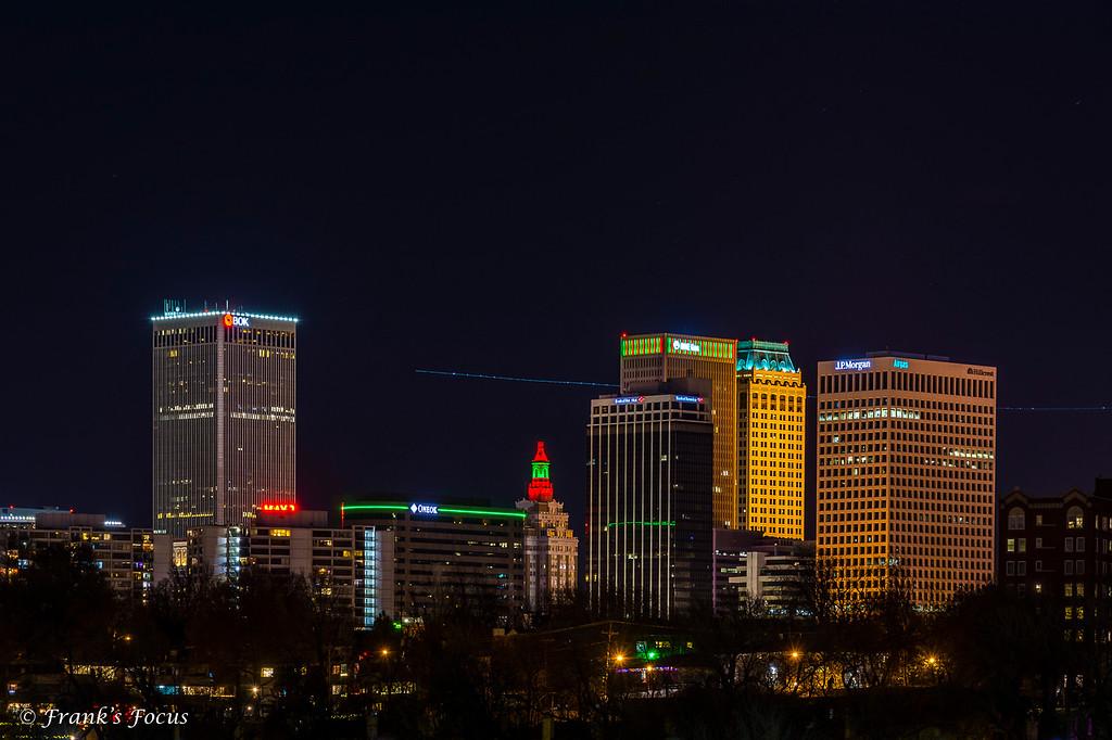 January 7, 2018 -- Tulsa Nights