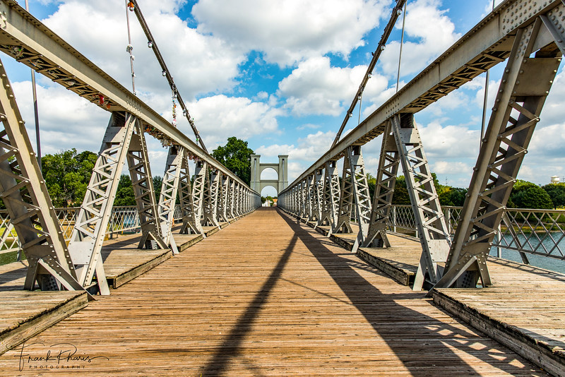 December 1, 2018 -- Waco Suspension Bridge