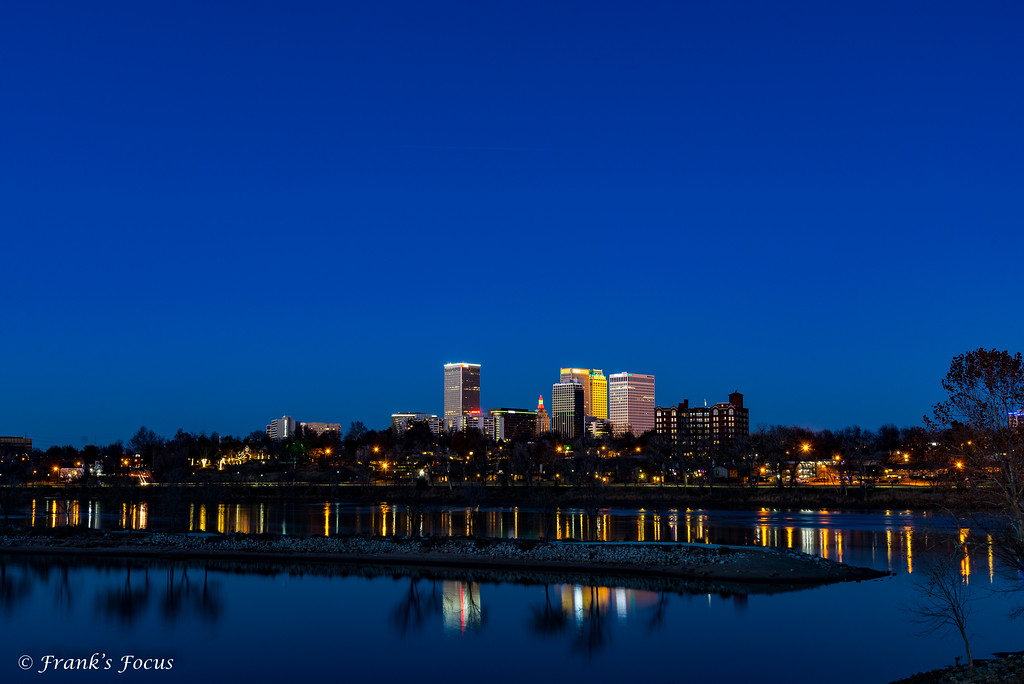 March 3, 2018 -- Reflections of Tulsa