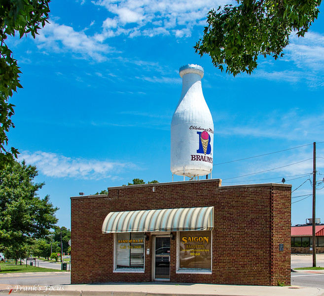 April 13, 2018 -- The Milk Bottle Building