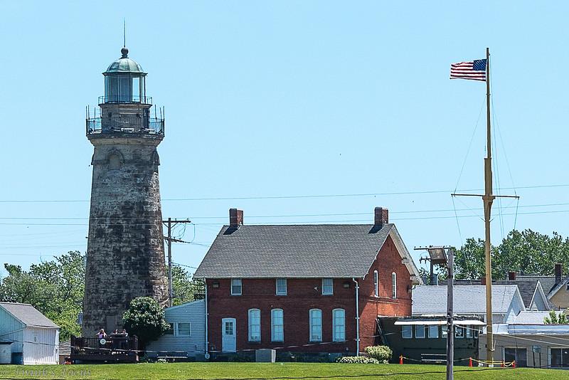October 30, 2018 -- Fairport Harbor Lighthouse