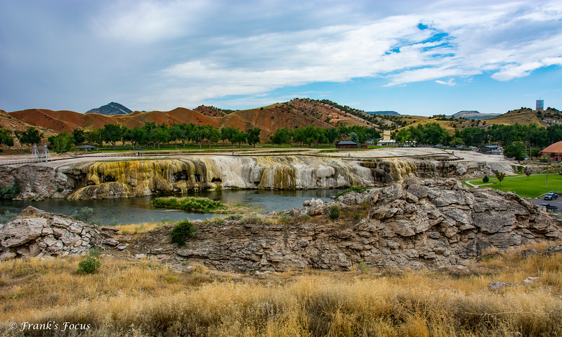 May 10, 2018 -- Thermopolis (Wyoming)