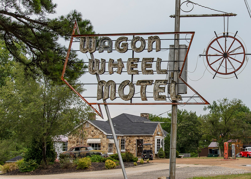 January 6, 2017 -- Wagon Wheel Motel