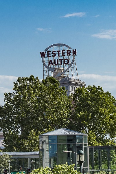 """""""W"""" is for Western Auto"""