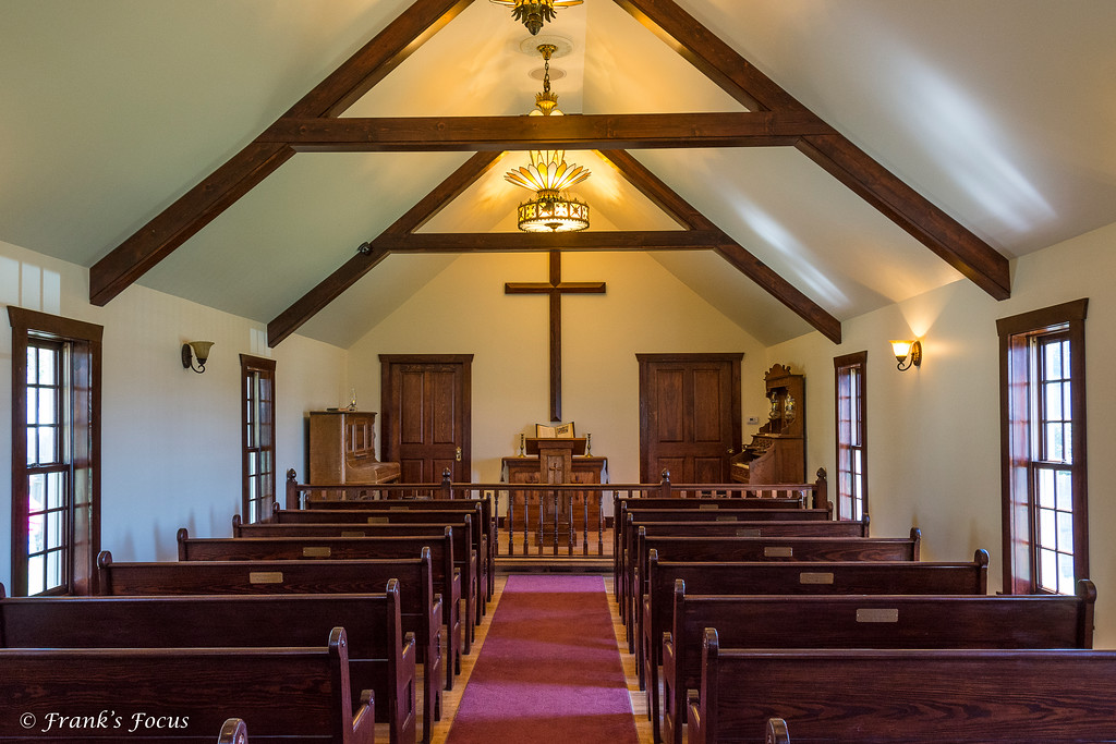 May 18, 2018 -- Boot Hill Church
