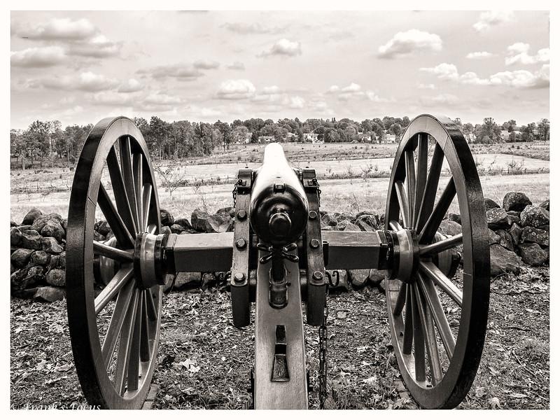 March 22, 2018 -- Gettysburg Cannon