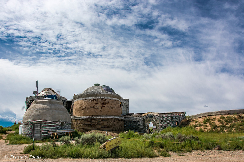September 4, 2018 -- Earthship Homes