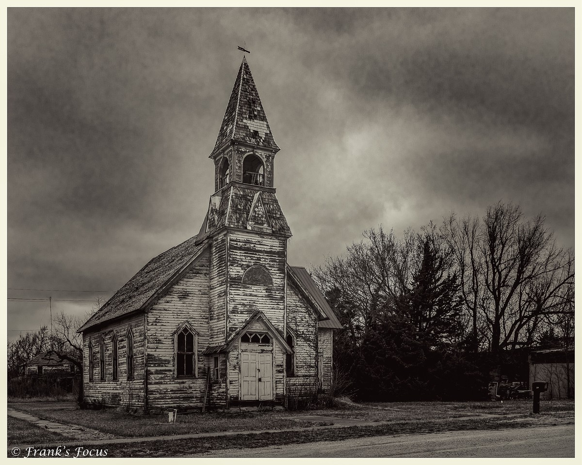March 28, 2018 -- Lost Springs Church