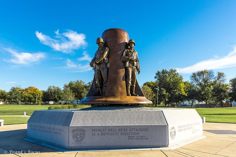 July 27, 2018 -- Korean War Memorial
