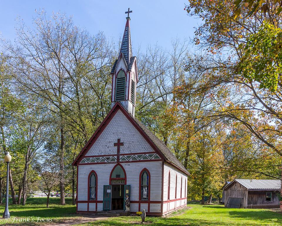 February 15, 2018 -- St. Joseph's Catholic Church