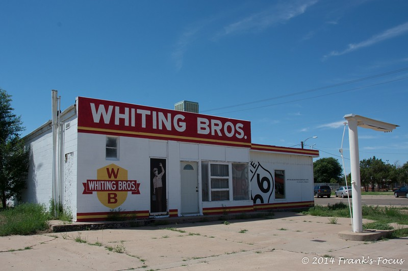 """""""W"""" is for Whiting Brothers"""