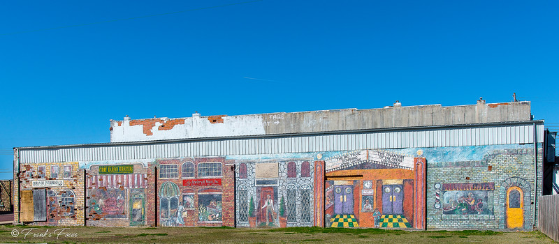 January 30, 2018 -- Mural in Seminole, Okalhoma