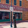 """W"" is for Winslow, Arizona"