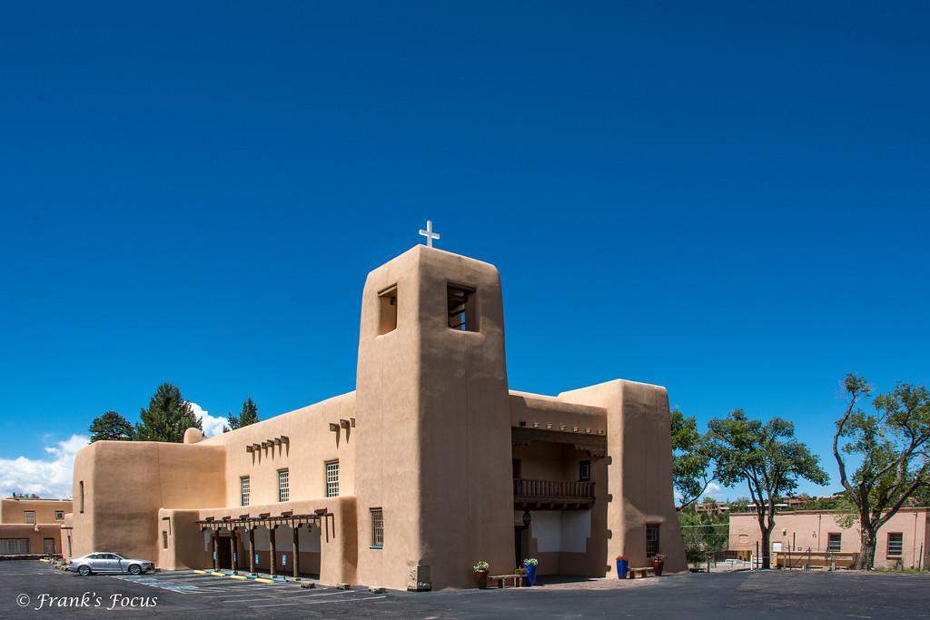 April 10, 2018 -- Cristo Rey Church