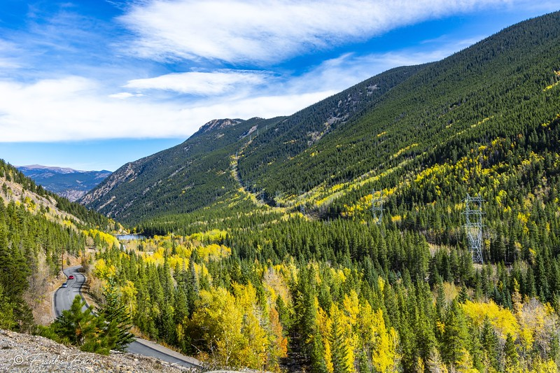 October 25, 2018 -- Guanella Pass