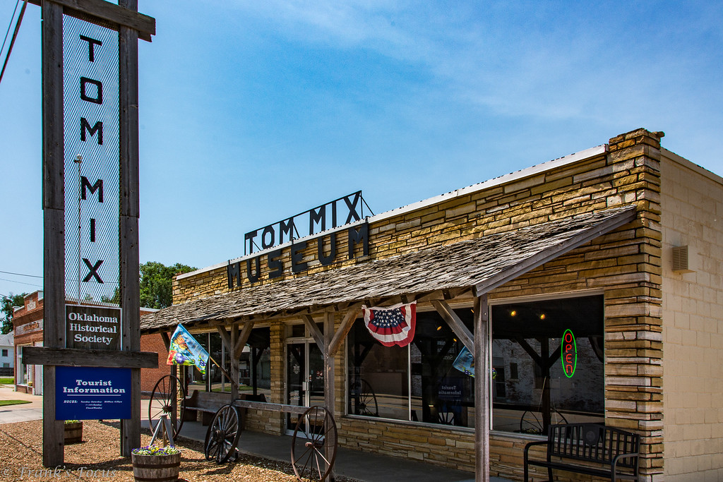 January 27, 2018 -- Tom Mix Museum