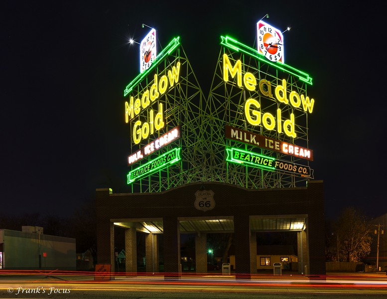 M is for Meadow Gold
