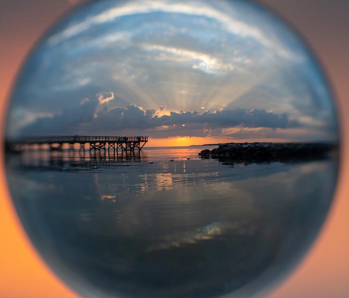 Ball Sunrise