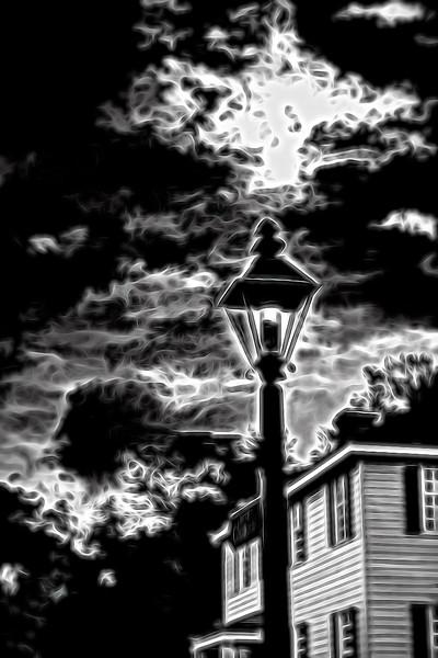 Dark & stormy!