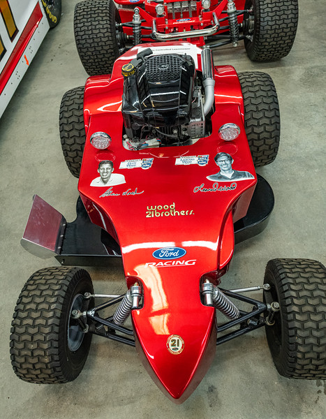 Custom Mower