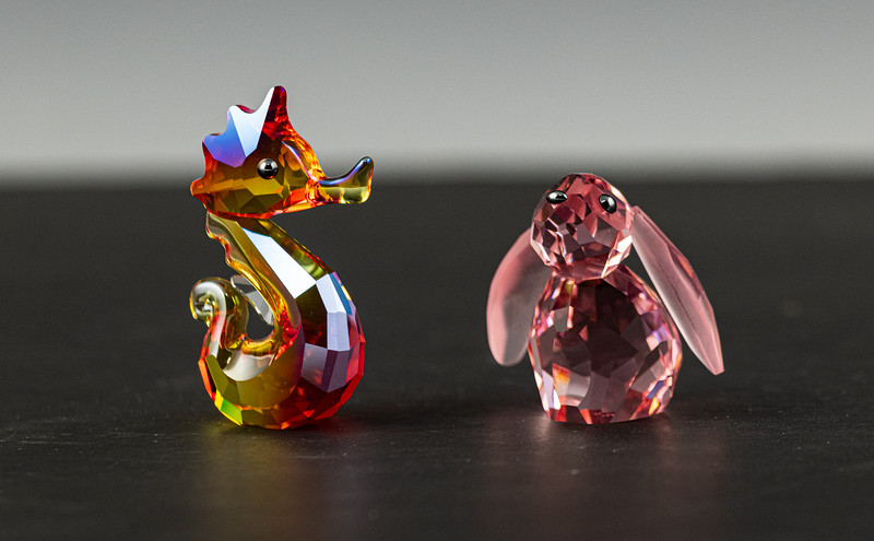 Glass ormnaments