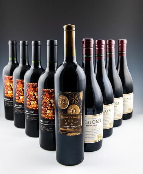 """W"" Wine grouping"