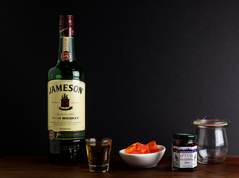 J  Jam, Jello, Jameson, & Jar