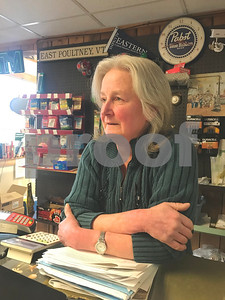 Katelyn Barcellos / Staff Photo  Carol Stierle talks in her store Wednesday Jan. 4, 2017.
