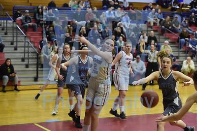 Spaulding vs South Burlington girls basketball