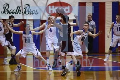 Wiliamstown vs BFA Fairfax boys basketball