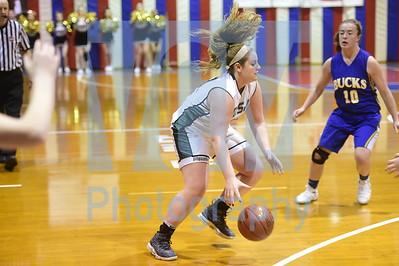 MSJ vs Blue Mountain girls basketball