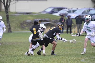 Harwood vs GMVS  boys lacrosse