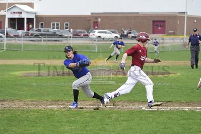 Spaulding vs Vergennes baseball