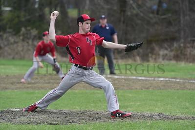 Twinfield vs Rivendell baseball