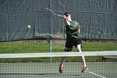Montpelier vs U-32 boys tennis