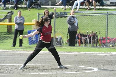 Spaulding vs Missisquoi softball