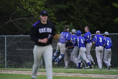 U-32 vs Oxbow baseball