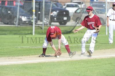 Spaulding vs Mt Abe baseball