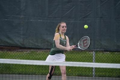 Montpelier vs Lake Region girls tennis