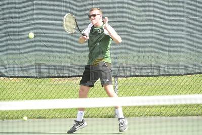 Montpelier vs Burlington boys tennis