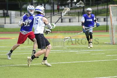 U-32 lacrosse practice