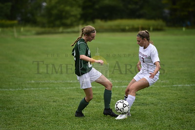 Montpelier vs North Country girls soccer