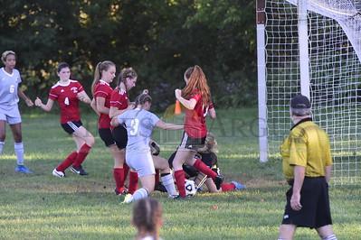 Twinfield vs Exit 5 girls hockey