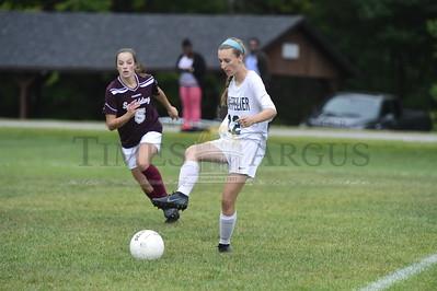 MHS vs Spaulding girls soccer