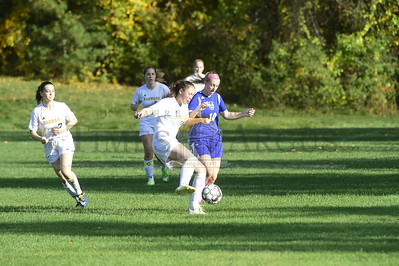 Harwood vs Williamstown/Northfield girls soccer