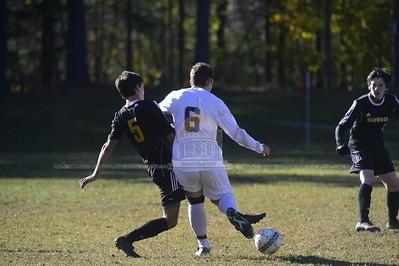 Harwood vs Milton boys soccer