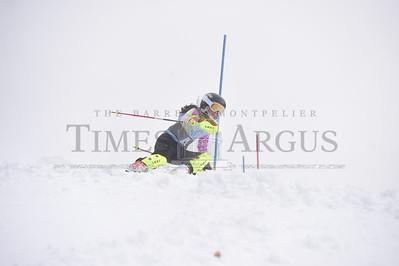Harwood alpine ski race