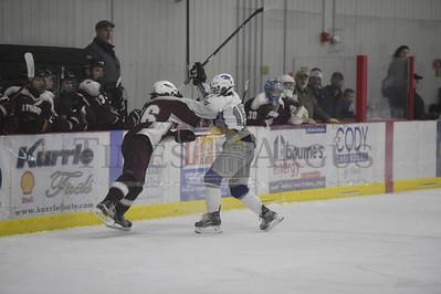U-32 vs Lyndon boys hockey